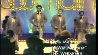 ▶ ★Soul Train 649   THE WHISPERS + ISAAC HAYES Rare Interview! 1973