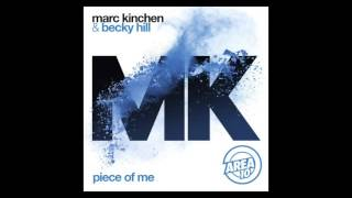 MK & Becky Hill   Piece Of Me (Audio)