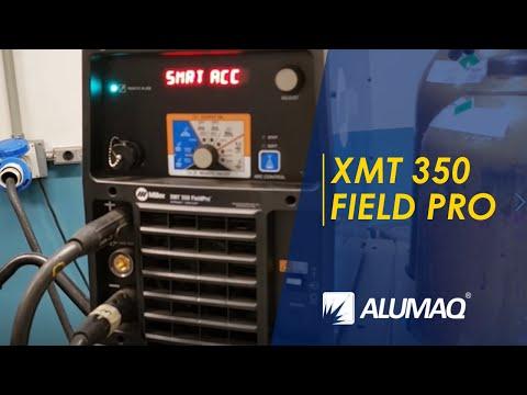 XMT 350 FIELD PRO