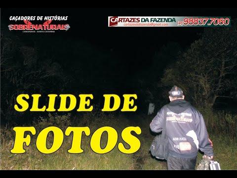 SLIDE DE FOTOS DO CEMITÉRIO DO CASQUEIRO