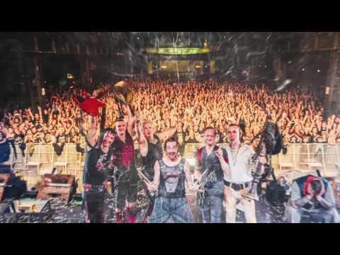 In Extremo 10 Jahre Burgentour und Quid Pro Quo Tour 2017 video