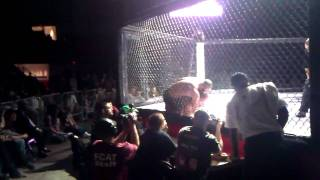 "Gabriel ""Gladiator"" Santos's Fight At Umass"