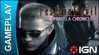 Resident Evil: The Umbrella Chronicles - Sinking Ship - Gameplay