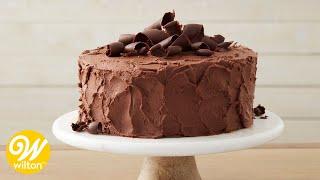 Easy Chocolate Cake Recipe for Beginners   Wilton