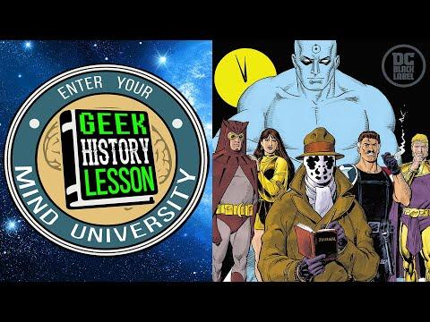 Watchmen (Book Club) - Geek History Lesson
