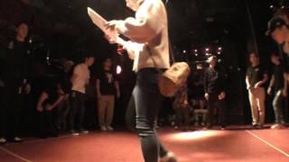 POP A B circle / FUNKY CHICKEN 2017 DANCE BATTLE