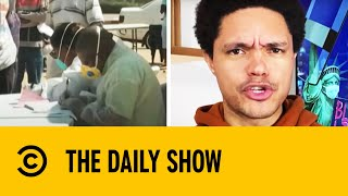 Africa's Ebola Experience Helped Them Prepare For The Pandemic | The Daily Show With Trevor Noah