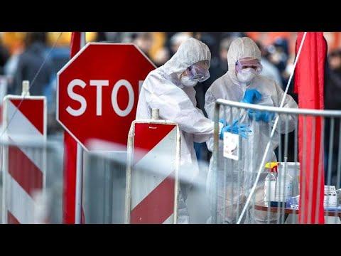COVID-19: Ένα εκατομμύριο κρούσματα στην Ισπανία – Νέα μέτρα στην Ευρώπη …