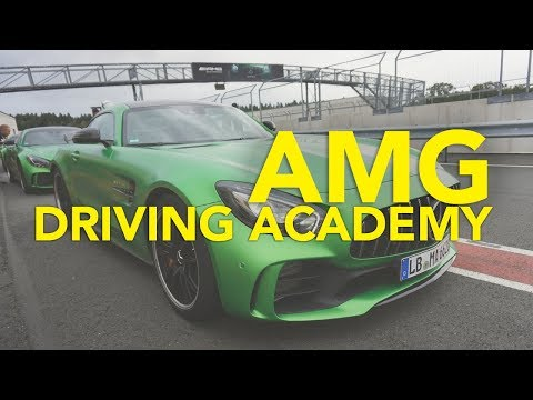 AMG Performance Tour: We Track Test the Mercedes CLA 45 AMG, E 63 AMG & Mercedes-AMG GT R