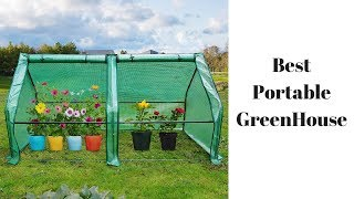 Buying Guide For Best Portable GreenHouse  Best Mini Greenhouse