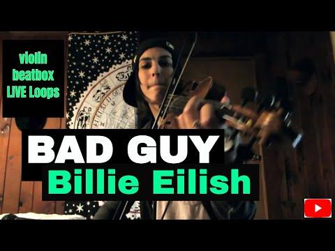 BAD GUY - Billie Eilish cover using Loop Pedal