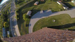 FPV drone rip at the Steam Museum in Hamilton, Ontario