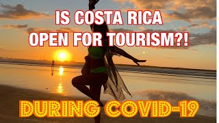 REQUIREMENTS TO ENTER COSTA RICA! 🇨🇷🇨🇷 IS COSTA RICA OPEN FOR TRAVEL? DURING COVID-19 PANDEMIC!