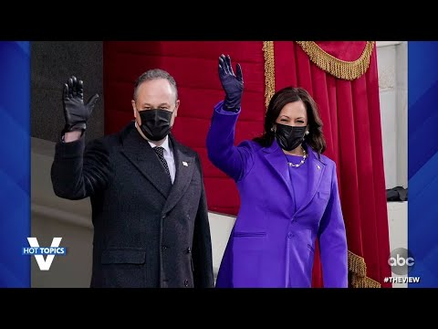 Kamala and Husband Redefining Gender Roles? | The View
