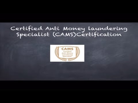 Tips to successfully pass the Certified Anti-Money Laundering ...