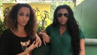 Evelyn Bastos Interview Pt1