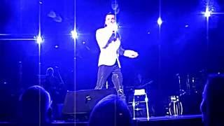 Anthony Callea Backbone Concert the palms crown