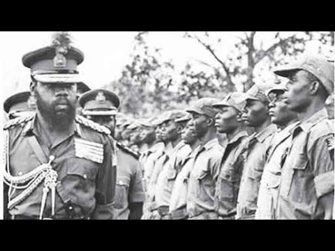 The History of January 15th Revolution in 1966 that led the Biafra-Nigeria War.