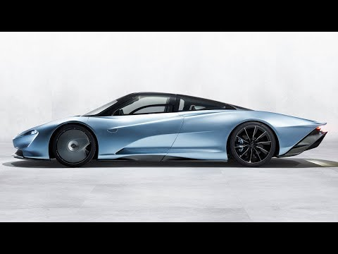 FIRST LOOK: McLaren Speedtail | Top Gear
