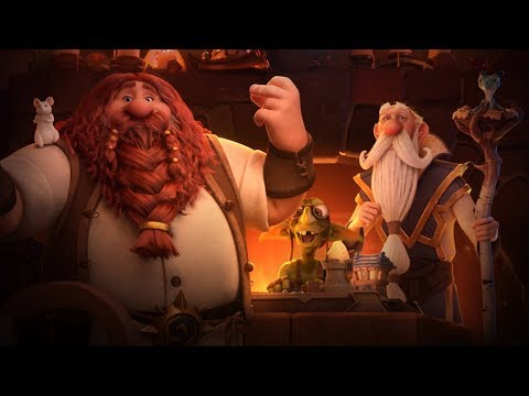 Hearthstone Animated Short