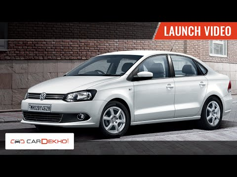 2015 Volkswagen Vento Launch
