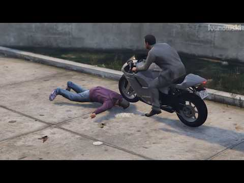 GTA V Has A Big YouTube Scene Dedicated To The Most Brutal Kills