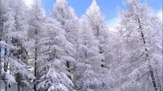 Юля Шатунова Снег 2017