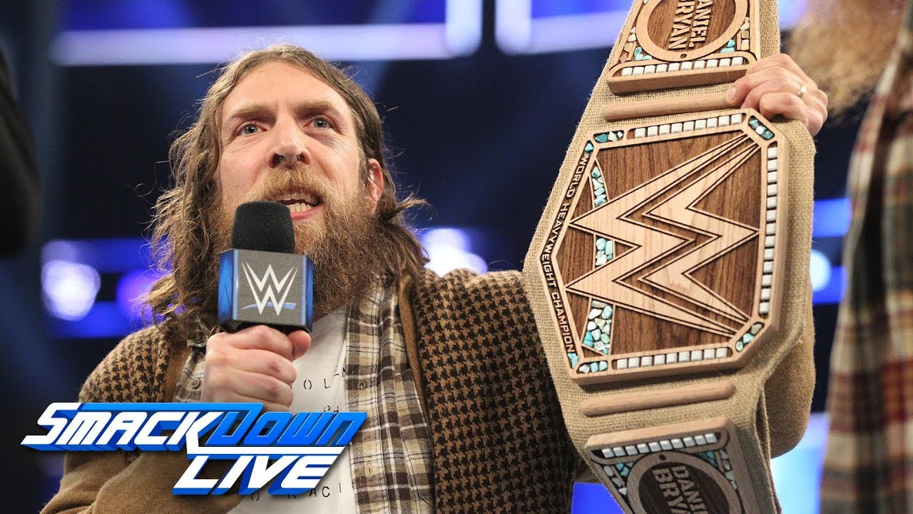 "Daniel Bryan Explains Why ""Planet's Champion"" Is His Favorite Reign Ever"