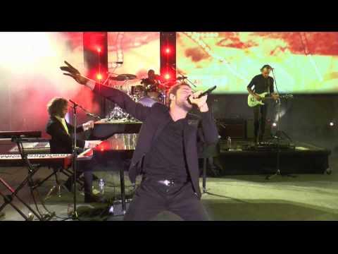 David Bisbal video Tu y yo - Fiesta del Sol - San Juan - Argentina