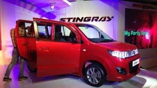 New Maruti Suzuki Wagon R Stingray Overview