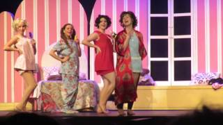 McKenna Wells(14) as Marty in GREASE (Freddy my love)
