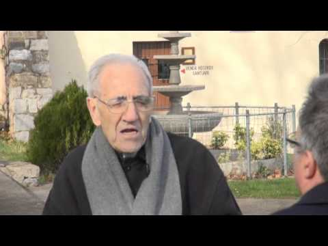 Mn. Miquel Casteis, rector del santuari de la Salut de Terrades