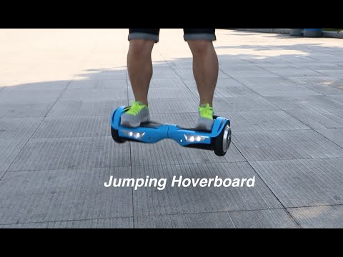 """Jumping Hoverboard , New 7 Inch Smart Balance Wheel Electric Scooter """"Segway"""""""