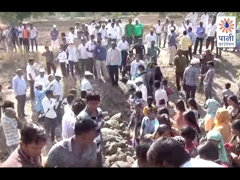 1000 Villagers in Satara Build 55 Loose Boulder Structures in 2 Hours (Hindi)