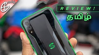 Black Shark 2 Review - OnePlus -க்கு போட்டியா? - C4ETech Tamil