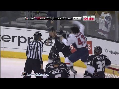 Tom Wilson vs Kyle Clifford