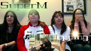 SuperM 슈퍼엠 'Jopping' MV Reaction [Put Your Hands In The Air!]
