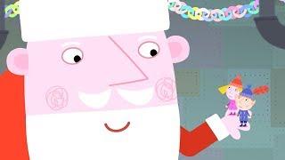 Ben e Holly em Português No Pólo Norte❄️Ben e Holly Feliz Natal❄️Nova Compilação   Desenhos Animados