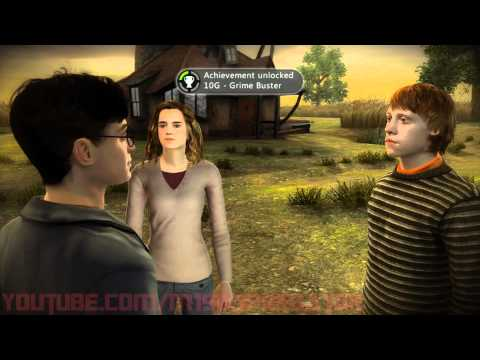 Harry Potter And The Half Blood Prince   Part 1   Walkthrough / Gameplay   M1903 Pred   HD  