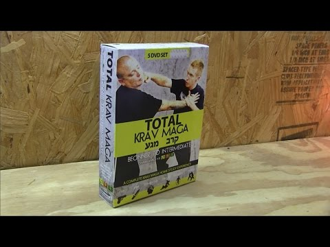 Total Krav Maga Unboxing & Review of DVD Contents - YouTube