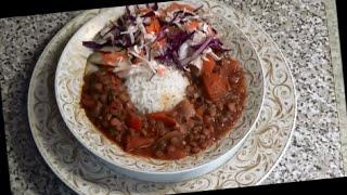 Trinidad Stewed Lentils - Episode 24
