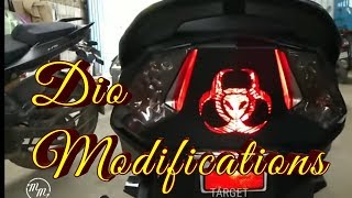 🔥Black Dio Modifications🔥