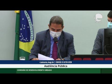 Desenvolvimento Urbano - Debater o programa habitacional Casa Verde e Amarela – 13/10/2021