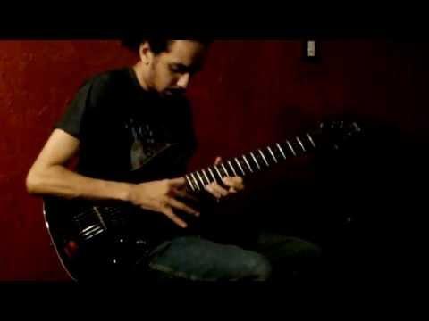 Prometheus-X Lead Guitarst Joe DuPree VOODOO CHILE COVER.mp4