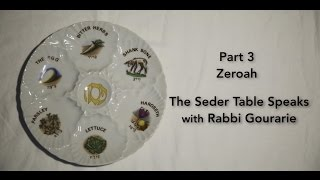 The Seder Table Speaks Part 3