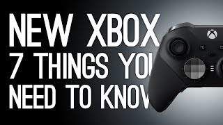 New Xbox: 7 Things You Need to Know About Project Scarlett, the Next Xbox
