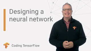 Designing a neural network | Text Classification Tutorial Pt. 2 (Coding TensorFlow)
