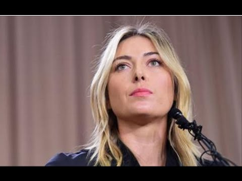 Is Maria Sharapova on her way out?   Sporting Time(s ...