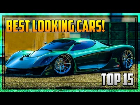 "Top 15 ""Best Looking Cars"" In GTA 5 Online!"
