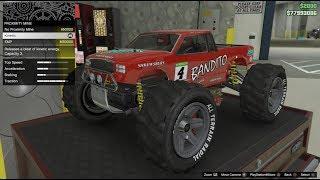 GTA 5 - DLC Vehicle Customization - RC Bandito and Review